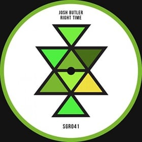 JOSH BUTLER - RIGHT TIME